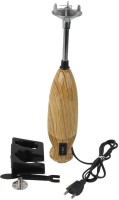 Jaipan Regal Wood Finish JRW-002 200 W Hand Blender (Wood)