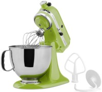 KitchenAid 5KSM150 325 W Hand Blender (Green Apple)
