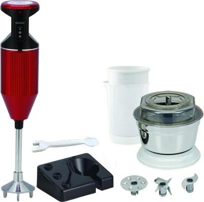 Desire Power 225 W Hand Blender (Red, White, Black)