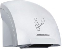 """Kitschâ""""¢ ABS White Crescent Hi Speed Hand Dryer Machine"""