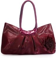 Bags Craze Stylish And Sleek BC-ONLB-249 Hand-held Bag - Mehroon_249