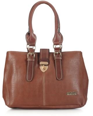 Calvino Calvino CL_619 Hand-Held Bag (Brown)