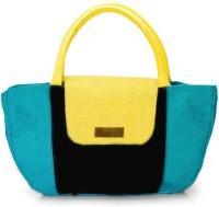 Earthen Me BBJ143 Hand-held Bag (Black)