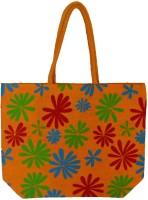 Seher Messenger Bag Orange Designer Jute - HMBEEFYHVWVP93T3