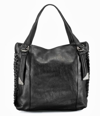 Calvino Calvino Trendy Hand Bag (Black)