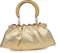 Star Style Hand-held Bag Golden