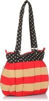 Home Heart College Girl Shoulder Bag (Multicolor)