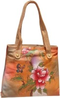 Vakaro Beyond Flowers Hand Bag - Multi-color