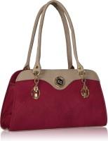 Fantosy Shoulder Bag Pink And Beige