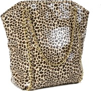 Amrita Singh Natutal Cheetah Tote Bag Tote - Natural