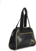Puma Spirit Handbag Hand-held Bag Black, Gold