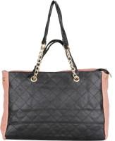 Louise & Harris Hand-held Bag Black/Orange