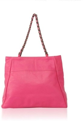 Vakaro Vakaro Pink Polish Hand Bag (Multicolor)