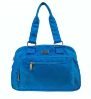 Jinu Trendy 9W33 Hand-held Bag - Blue