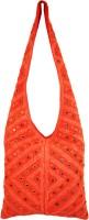 Shilpkart Shilpkart Hand Mirror Work Shoulder Bag Shoulder Bag - Red