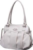 Fostelo Stylish Hand-held Bag - White