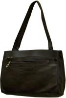 Kariba Durable Brown With Multi Pockets Hand-held Bag Brown