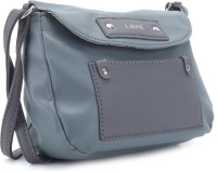 Lavie Fusian Sling Bag - Light Grey