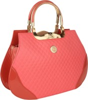 Classic Purse Hand-held Bag Pink