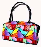 StonKraft Designer Faux Leather Shoulder Bag - Multi Color