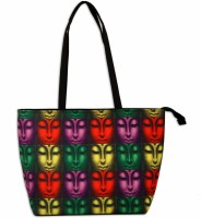 Mesmerizink Messenger Bag Colourful