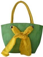 Earthen Me BBJ133 Hand-held Bag (Green)
