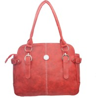 Lady Queen Shoulder Bag Red