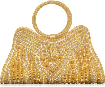 Freddys Pearl And Bead Work Hand-held Bag - HMBDWQ8TX2T3ZCHM