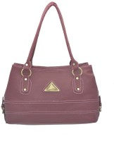 Trendbuzz Classic Hand-held Bag (Maroon)