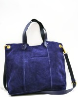 Neon By Paint PT091441 Leather Hand-Held Bag Purple-41