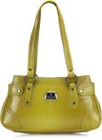 Bags Craze BC-ONLB-003 Shoulder Bag - Green & Yellow