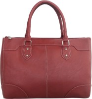Toteteca Bag Works Clarie Hand-held Bag (Maroon)