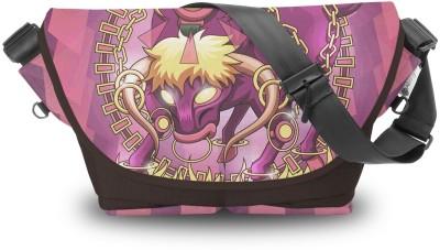 Atrangee Taurus Messenger Bag Brown