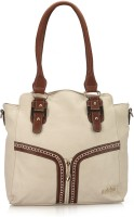 Calvino CL_AB02 Hand-held Bag Cream