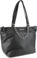 Kenneth Cole Reaction Shoulder Bag Hand-held Bag (Black)