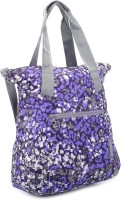 Puma Dazzle Shoulder Bag - Parachute Purple, Blue And Steel Grey