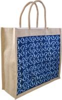 Mpkart Large Bagh Print Messenger Bag Blue