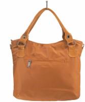 Jinu Trendy A8258 Hand-held Bag - Orange