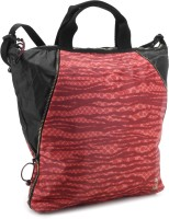 Puma Avenue Shopper Hand-held Bag - Jester Red And Black
