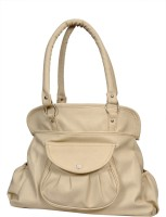SMS CR Frock Style Hand-held Bag Cream
