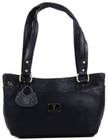 Look Fabs Hand-held Bag Black