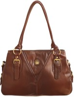 Bueva Exclusive Hand-held Bag (Cofee Brown - Fsh)