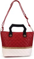 Bags Craze Stylish And Sleek BC-ONLB-247 Hand-held Bag - Red_247