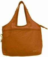 Jinu K9016 Hand-held Bag (Orange)