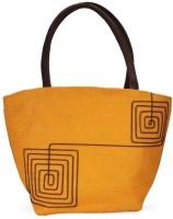 Earthen Me BBJ138 Hand-held Bag (Orange)
