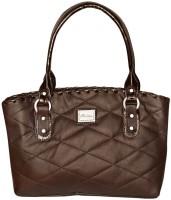 Bueva Exclusive Hand-held Bag (Brown)