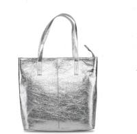 Gcollection Elegant And Stylish Shoulder Bag (Gcb 8_silver)