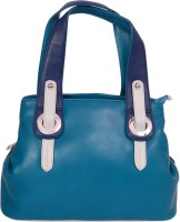 Womaniya Signature Hand-held Bag Blue
