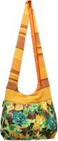 Anekaant Flora Shoulder Bag Orange