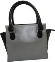 SGL SglHB1002 Hand-held Bag (Silver, Black)